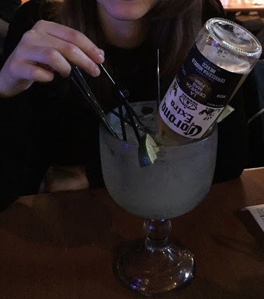 Drink com Corona