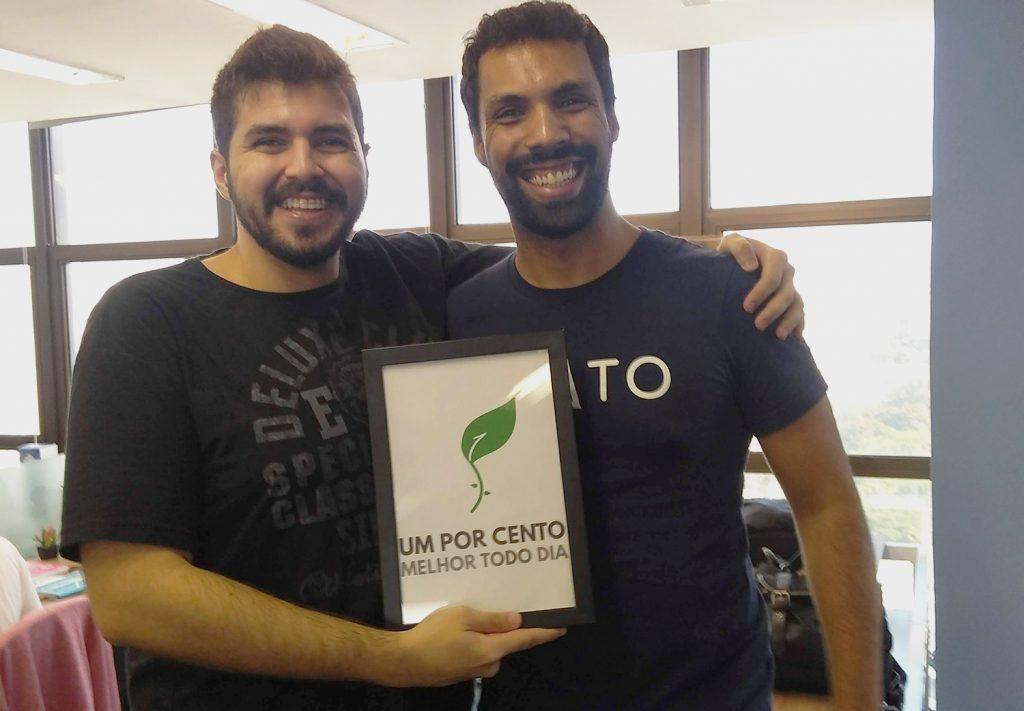 Fabio Gomes e Pedro Gonçalves