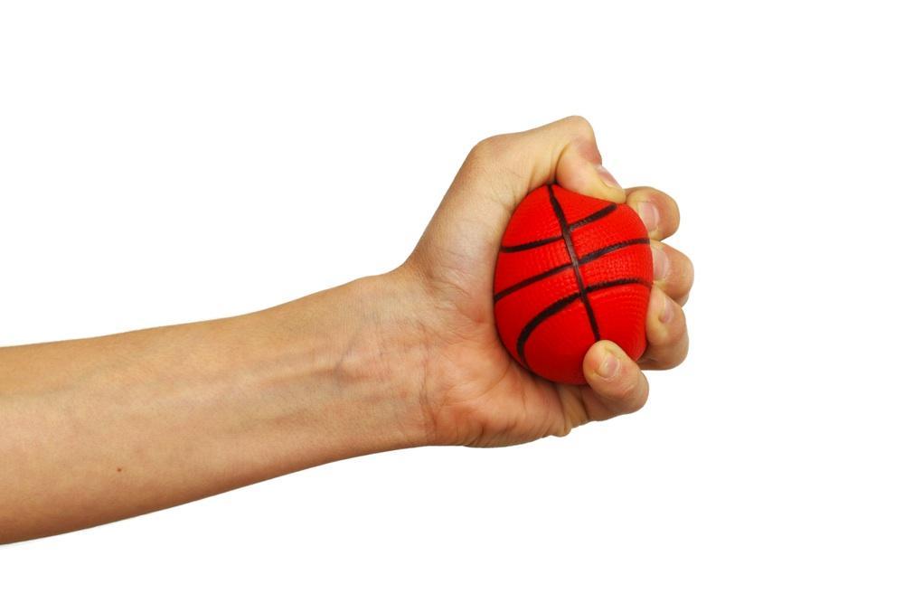 Bolinha de mão anti stress
