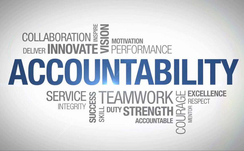Autorresponsabilidade ou Accountability?